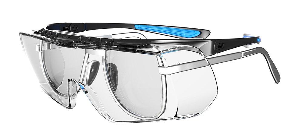 STEALTH COVERLITE, cubregafas o montura para usar con gafas graduadas de JSP