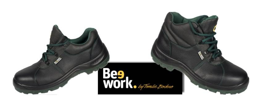 Zapatillas y botas de protección de Beework, continúan soprendiendonos
