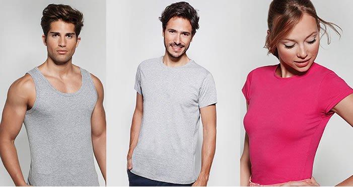 Camisetas serigrafiadas, prendas económicas pero con calidad