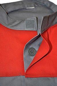 Cazadora vestuario profesional personalizado MP Secoes