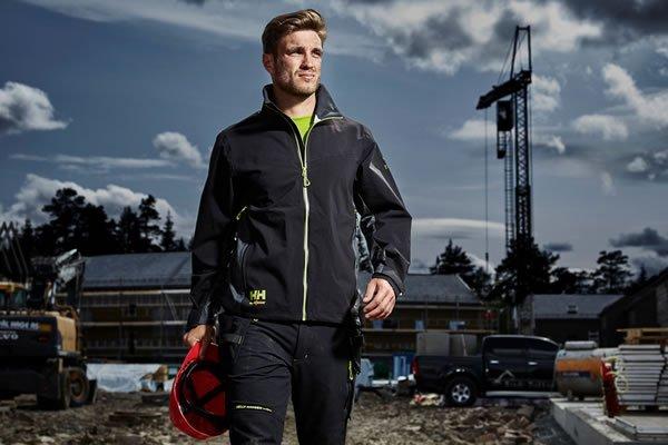 Helly Hansen el Ferrari de la ropa profesional