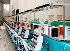 maquinas de bordado industrial
