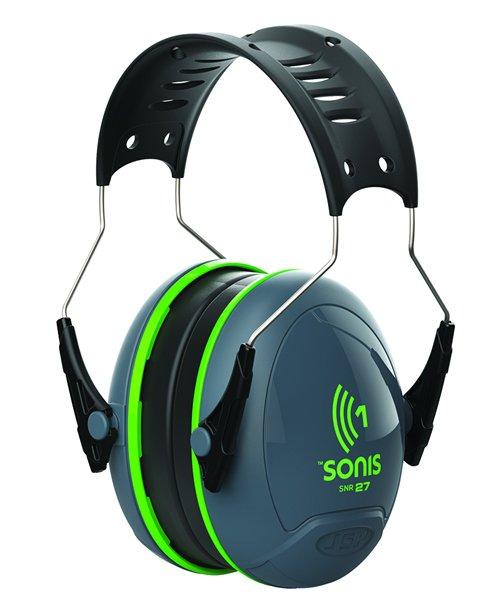Protección oídos con Orejeras SONIS de JSP