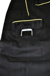 Pantalón de vestuario profesional personalizado de MP Secoes