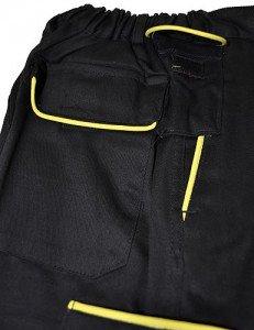 Pantalón detalle rivete de vestuario profesional personalizado de MP Secoes