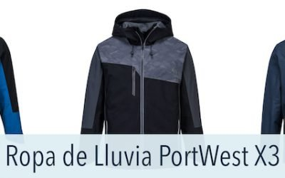Ropa de lluvia PortWest X3