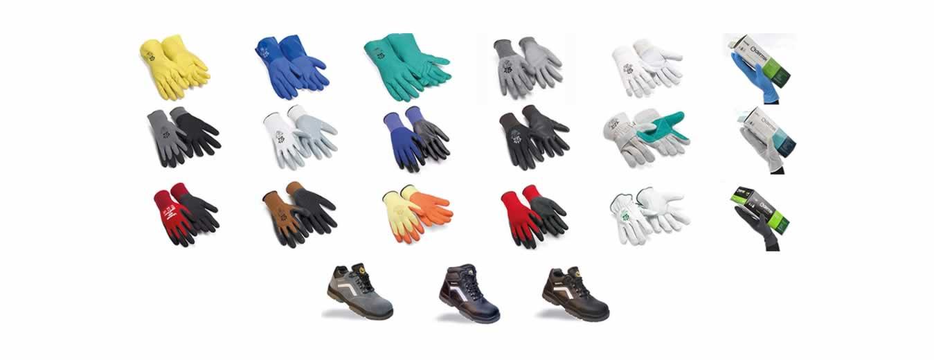 Una oferta de guantes protección o seguridad ¡irrepetible!